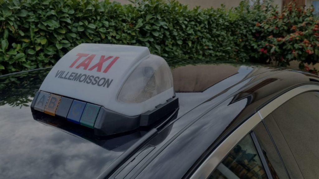 Taxi conventionne Villemoisson-sur-Orge